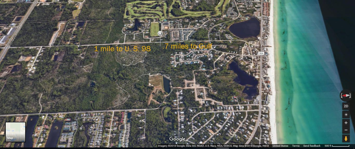 Lot 23 Tiburon Circle, Santa Rosa Beach, FL 32459