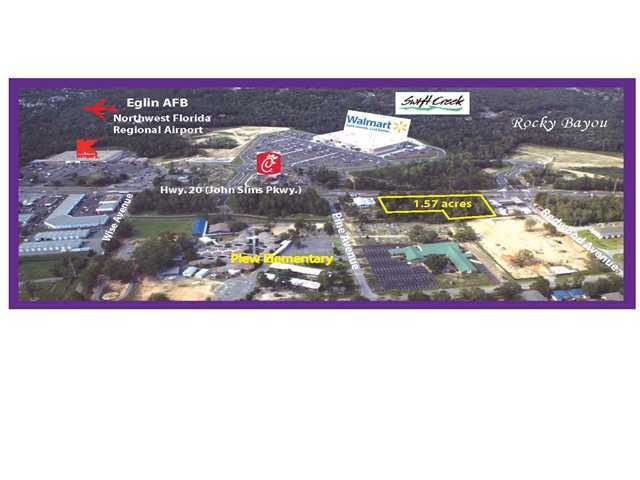 00 John Sims Parkway, Niceville, FL 32578