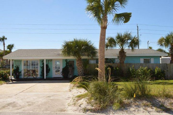 PENSACOLA BEACH COTTAGE