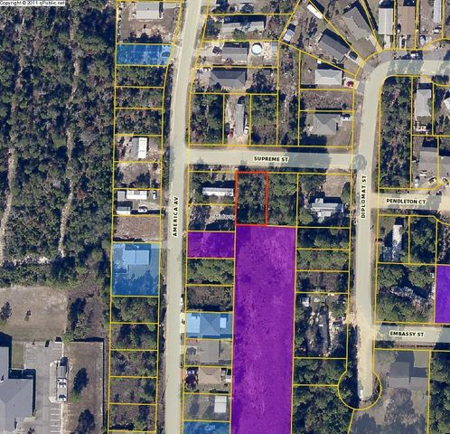 5871 SUPREME Street, Gulf Breeze, FL 32563