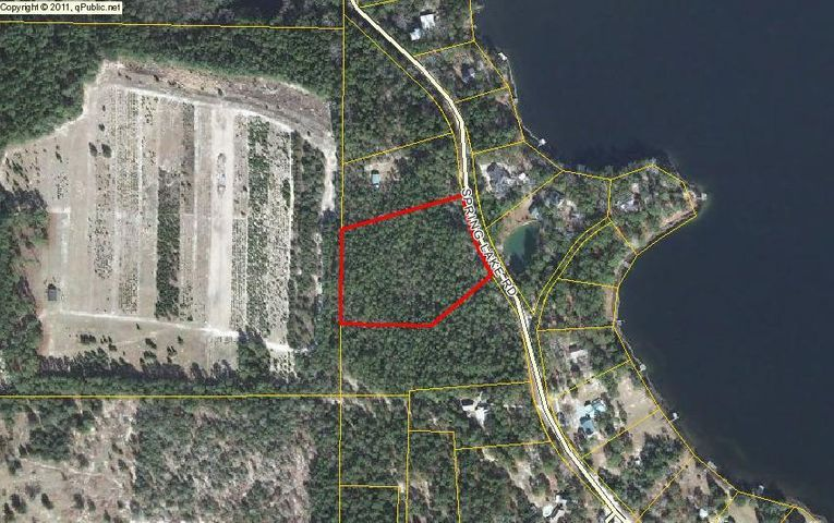 Lot 49 Q&R SPRING LAKE, Defuniak Springs, FL 32433