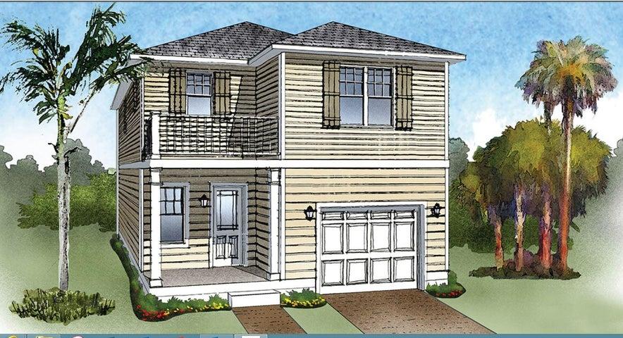 122 Montclair Avenue, Lot 57, Santa Rosa Beach, FL 32459
