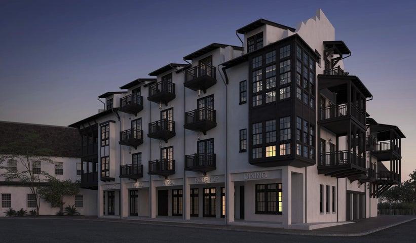 28 Main Street, 2A, Rosemary Beach, FL 32461
