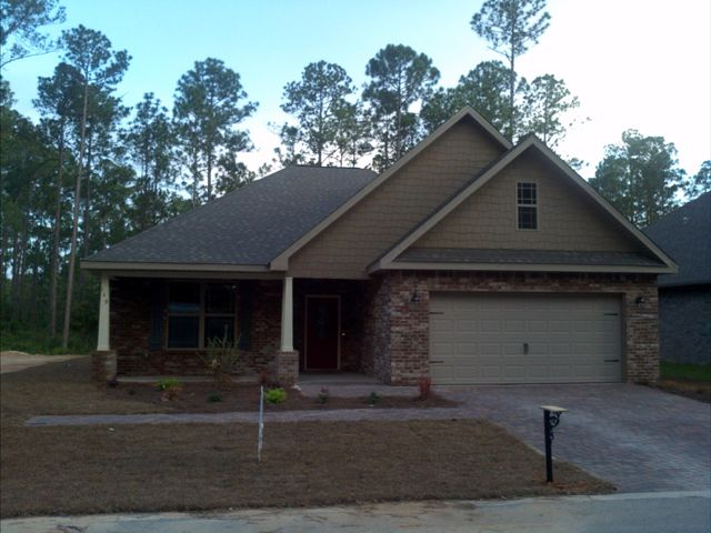 What Front View of Home will Look Like. (Photo is of a similar home)