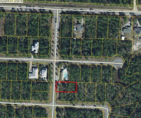 Lot 1 Bear Creek Boulevard, Freeport, FL 32439