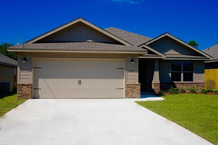2043 Alhambra Street, Navarre, FL 32566