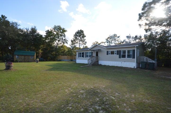 8931 MANASSAS Road, Milton, FL 32583