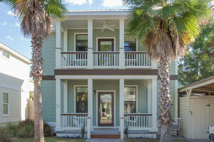 115 SNAPPER Street, Santa Rosa Beach, FL 32459