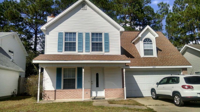 1659 Bennetts End, Fort Walton Beach, FL 32547