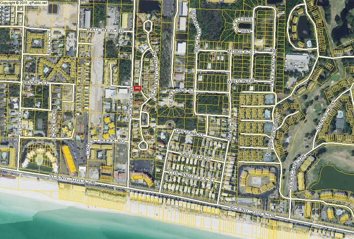 Lot 44 ST SIMON Circle, Miramar Beach, FL 32550