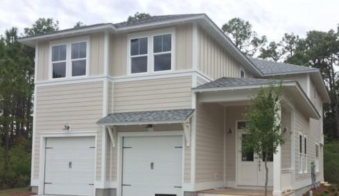 Similar home but not actual
