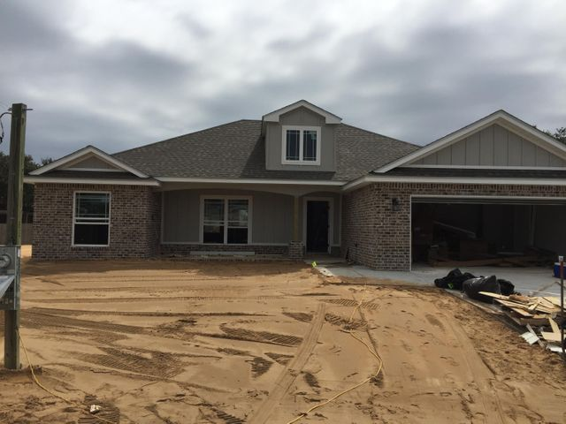 Picture of similar Home built for prior Customer