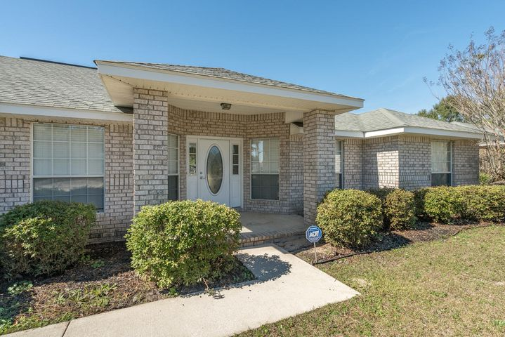 Fantastic 3-bedroom, 2-bath brick home on an expansive lot nearly 1/2 an acre.
