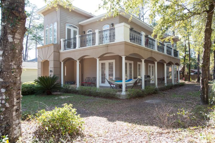 Bahia Vista subdivision in heart of Niceville is a beautiful quiet established neighborhood perfect for quiet walks and bike riding.
