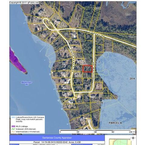 Lot 4 Lakeview Drive, Milton, FL 32583