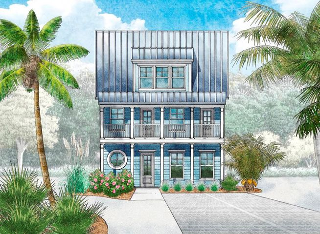 LOT 5 Clear Lane, Santa Rosa Beach, FL 32459