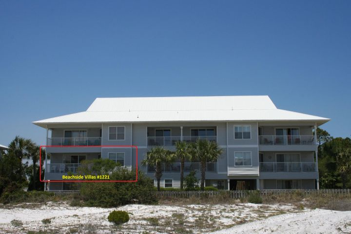 Beachside Villas #1221