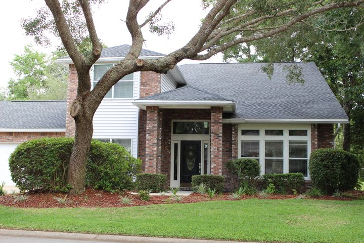 4412 Windrush Drive- on a quiet dead end street