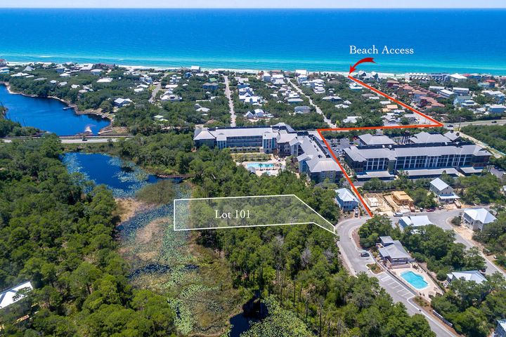 LOT 101 Cabana Trail, Santa Rosa Beach, FL 32459
