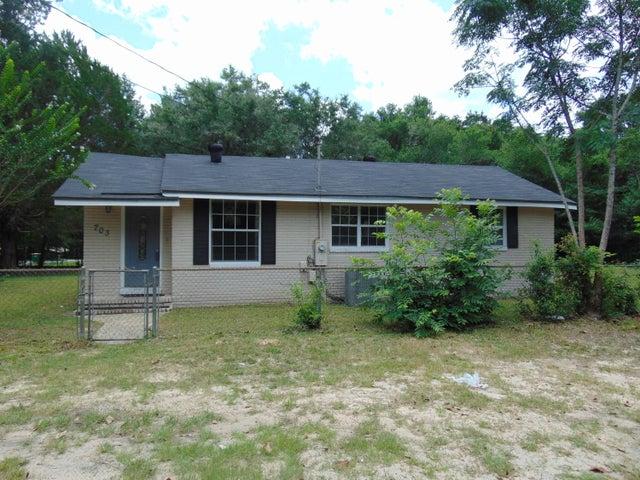 703 Brock Avenue, Crestview, FL 32539