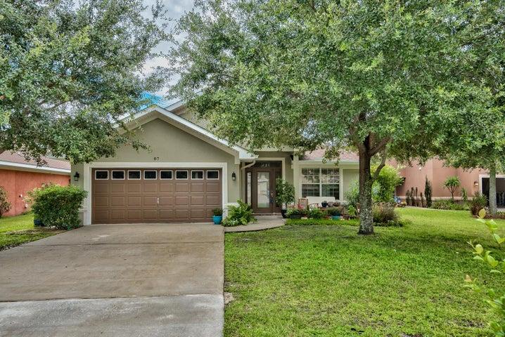 87 Red Maple Court, Santa Rosa Beach, FL 32459