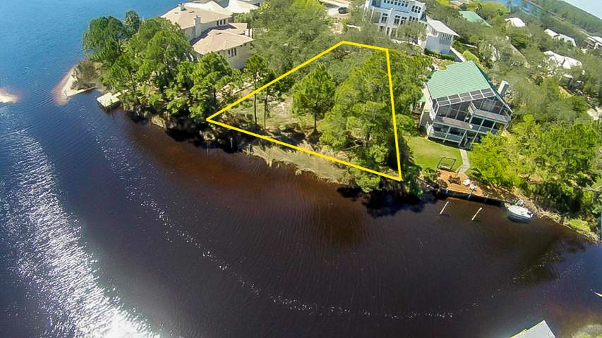 Lot 10 LAKE POINTE Drive, Santa Rosa Beach, FL 32459