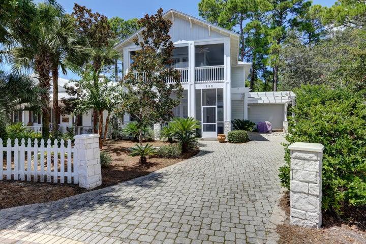 352 Cassine Garden Circle, Santa Rosa Beach, FL 32459