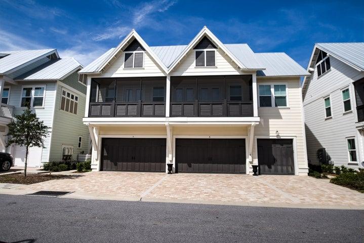 70 Milestone Drive, B, Inlet Beach, FL 32461
