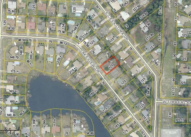 7 Lakeview Drive, Mary Esther, FL 32569