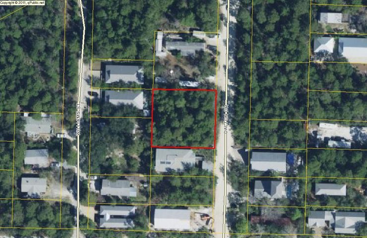 Lot 10 Dalton, Santa Rosa Beach, FL 32459