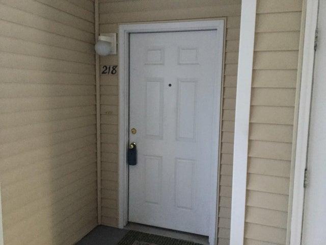 218 Front Door