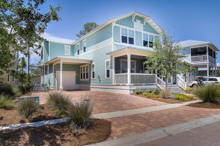 897 Sandgrass Boulevard, Lot 84, Santa Rosa Beach, FL 32459