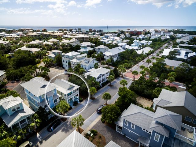 Located between Alys beach & Rosemary, this adorable cottage is the lowest priced home in all of Seacrest Beach!