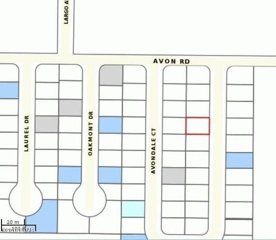2645 Avondale Court, Panama City, FL 32404