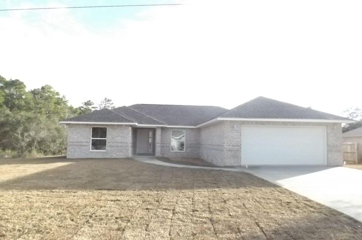 Fantastic New Home built in 2018 (4bds, 2ba, 2cg, +/- 2,000sf).30 year dimensional shingles, front gutters, covered back porch, lots of natural light. Photos are similar to previously built homes and may not be exact.