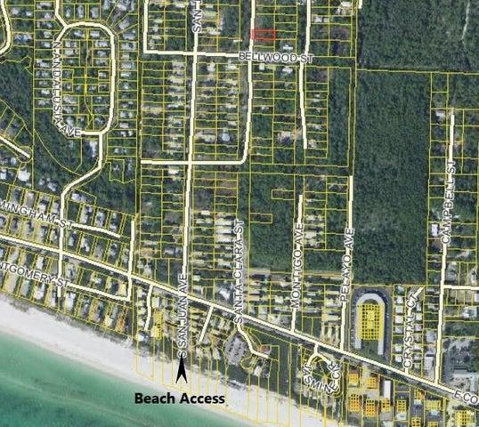 lot 15 Elm Street, Santa Rosa Beach, FL 32459