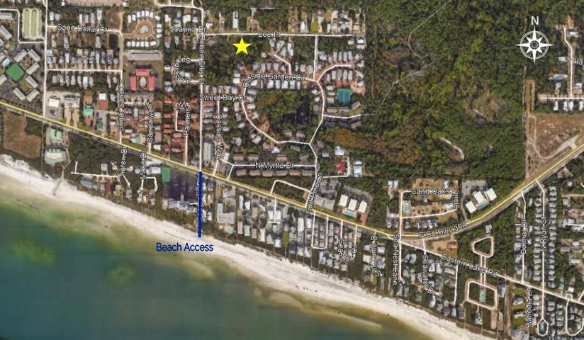 Parcel 2 Lee Place, Santa Rosa Beach, FL 32459