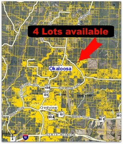 Lot I Possum Ridge Road, Crestview, FL 32539