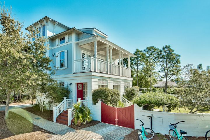 171 E Kingston Road, Rosemary Beach, FL 32461