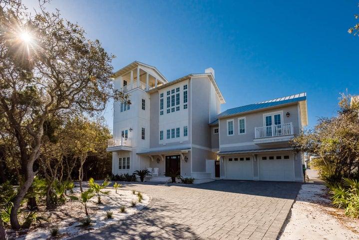 Stunning home next to Rosemary Beach.