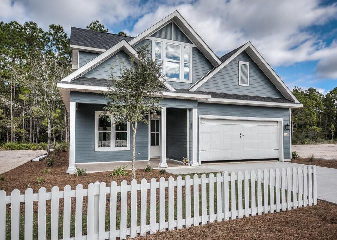 Quality new construction home in Paradise Cove, South Walton's newest boutique community. Featuring the Morningside Plan, this fantastic home offers 2,408 square feet with 4 BR/4.5 BA and a large 2 car garage! The spacious master suite is located on the first floor with 3 additional bedrooms on the second floor. The gourmet kitchen has granite countertops, custom cabinetry with easy glide drawers and a Whirlpool appliance package. Additional included home features are 10' ceilings on the first floor, 9' ceilings on the second, a hardwood staircase, wood floors in shared living and dining spaces and carpet in all bedrooms. Paradise Cove is a picturesque neighborhood surrounded by a white picket fence of three and four bedroom cottage-style homes.