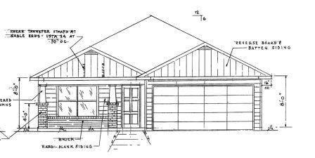 Building Plans Sketch