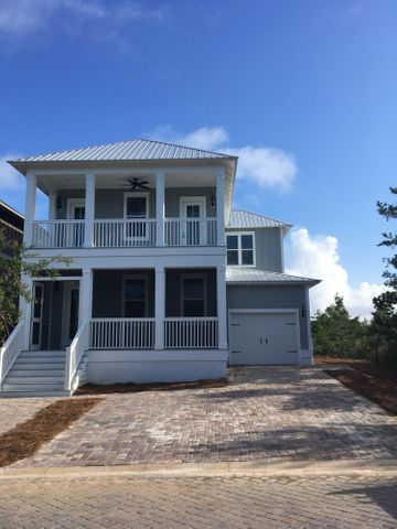 Home Under Construction on Lot 57 in Highland Parks! Beautiful Beach Home with 4brm 4.5ba! Great full-time, vacation home or rental w/ Master Suites!