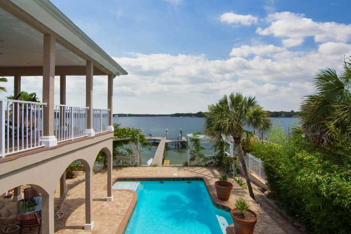 2401 Palm Harbor Drive Balcony View