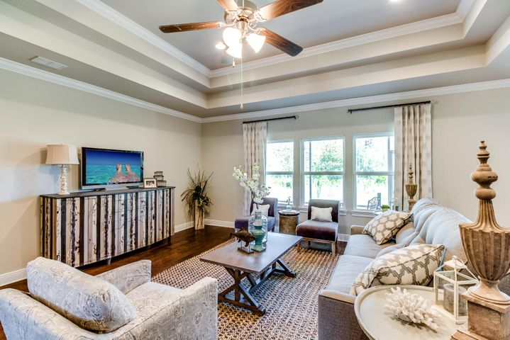Picture Is From Peach Creek Decorated Model Home