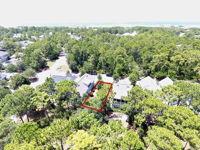 Enjoy the gated community of WaterSound West Beach with convenient access to beautiful beaches of South Walton and ability to join St. Joe Beach Club.