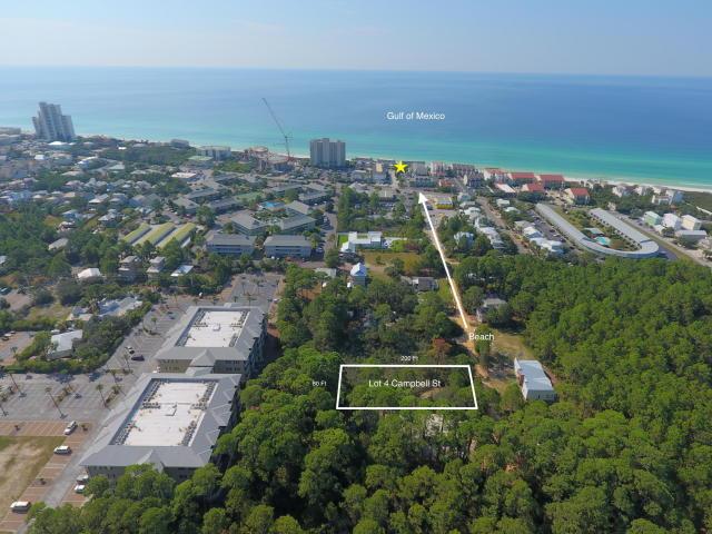 Lot 4 Campbell Street, Santa Rosa Beach, FL 32459