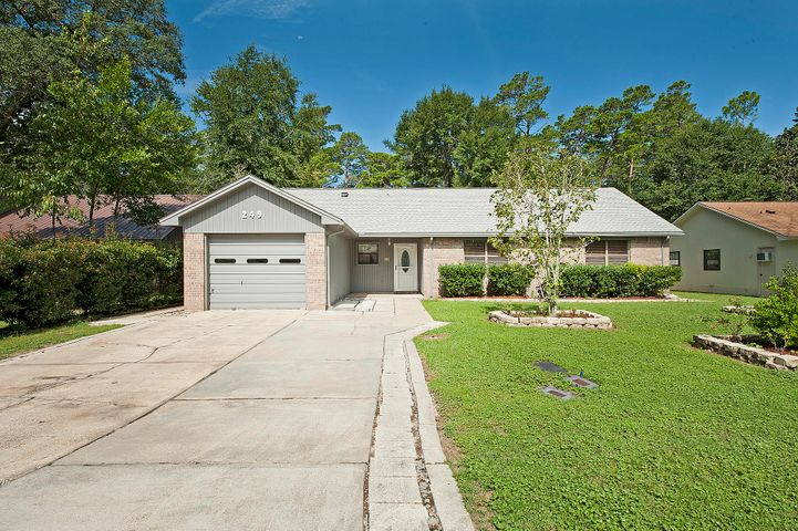 249 Honeysuckle Way, Niceville, FL 32578