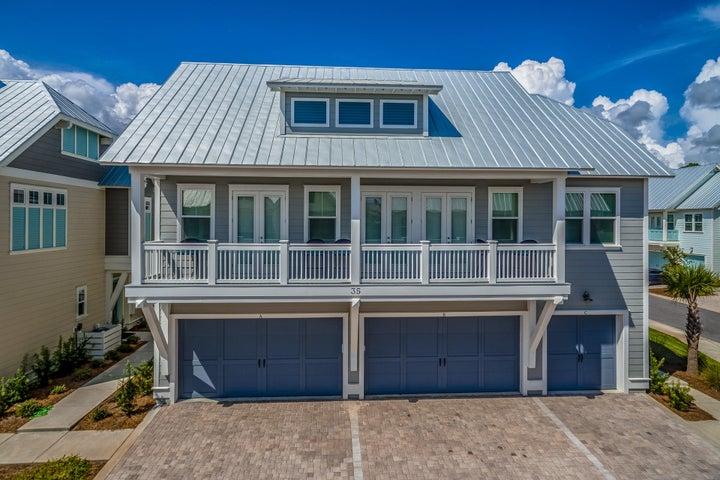 109 W Pine Lands Loop, UNIT B, Inlet Beach, FL 32461