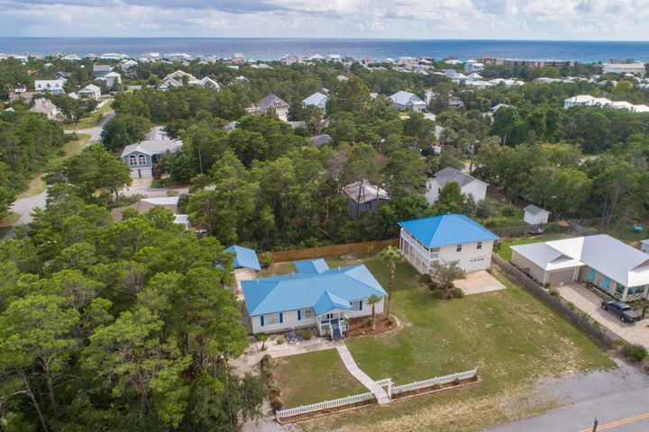 Incredible double lot in the desirable community of Gulfview Heights within half a mile to the beach!